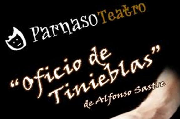 """PARNASO TEATRO REPONE """"OFICIO DE TINIEBLAS"""" EN EL CINE-  TEATRO MUNICIPAL DE PEDRO MUÑOZ"""