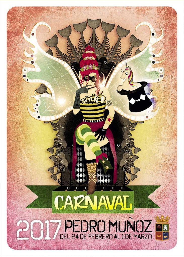 programacion del carnaval 2017 en predro muñoz