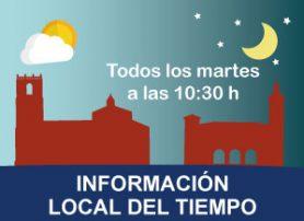 Información Local del Tiempo
